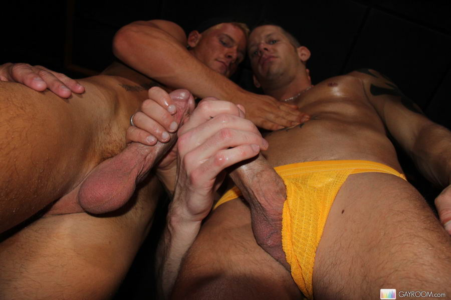 Multiple gay butt fucking and hard cock suc - XXX Dessert - Picture 10