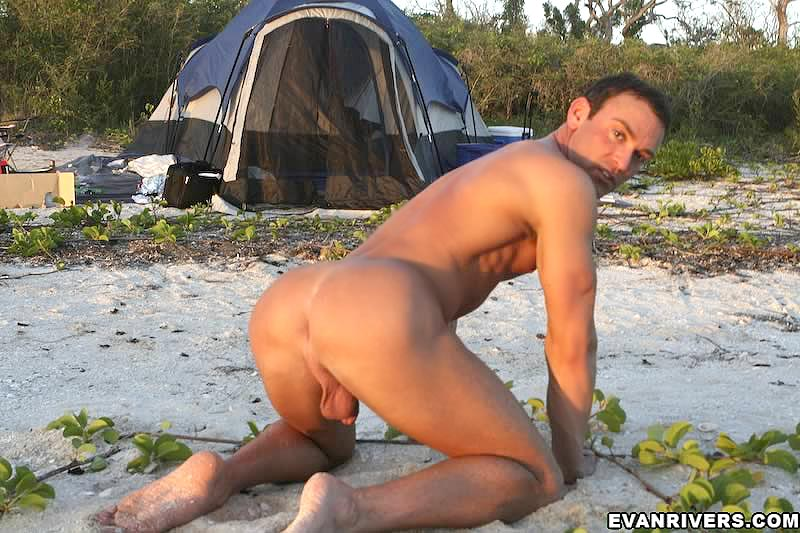 Outdoor Gay Camping Action As Two Gay Men S - Xxx Dessert - Picture 3-5410