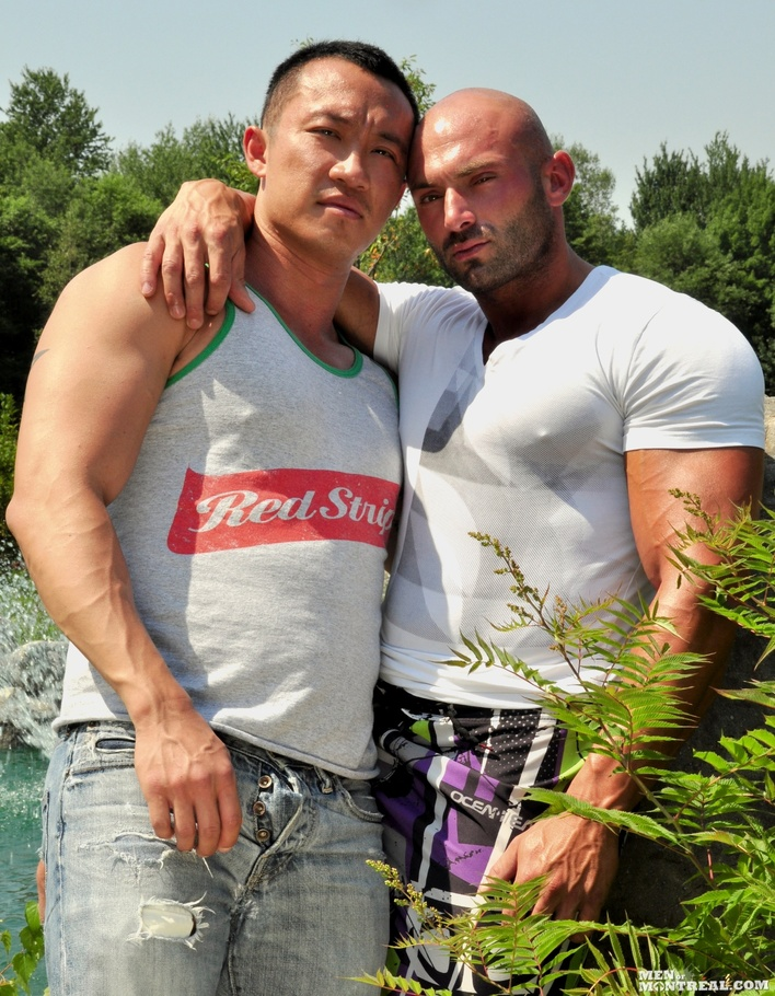 Surely these two guys could get you panting - XXX Dessert - Picture 3