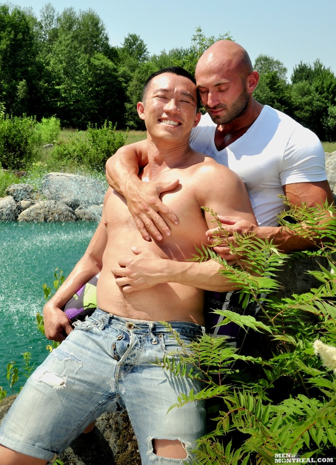 Surely these two guys could get you panting - XXX Dessert - Picture 4