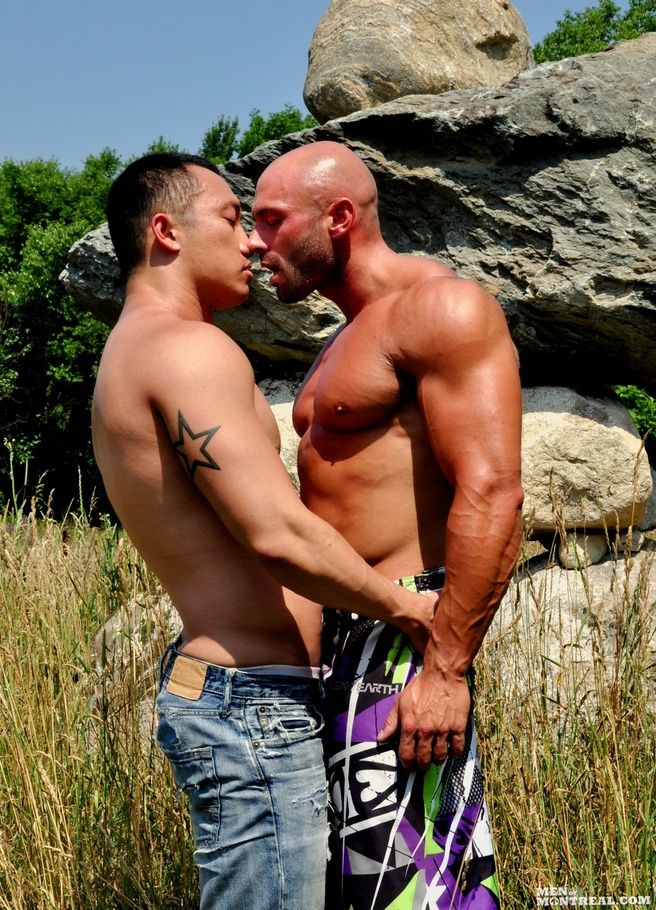 Surely these two guys could get you panting - XXX Dessert - Picture 5