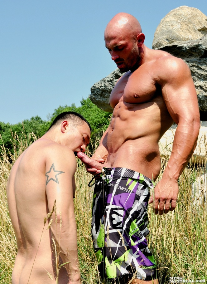 Surely these two guys could get you panting - XXX Dessert - Picture 6