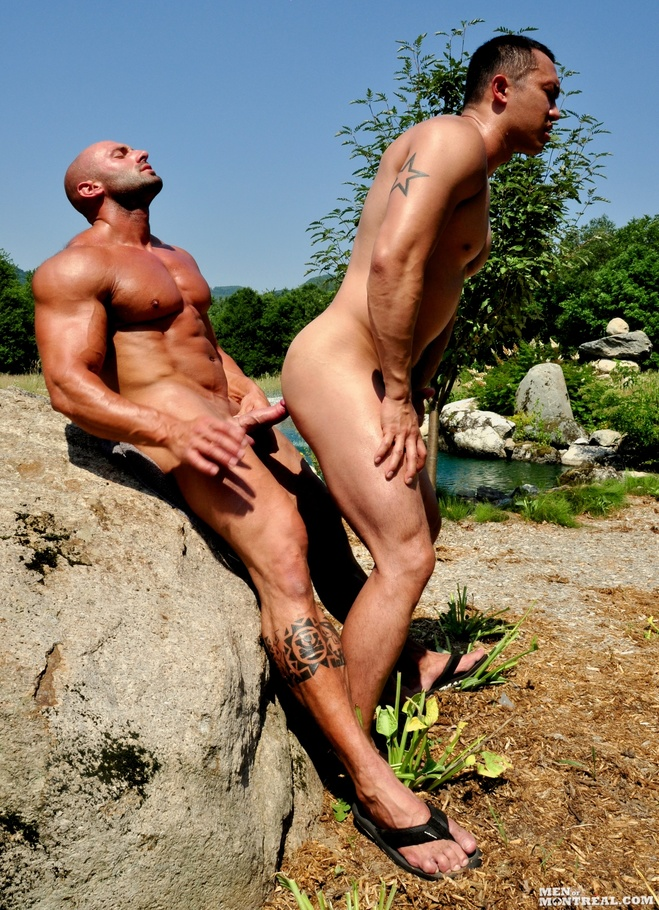 Surely these two guys could get you panting - XXX Dessert - Picture 13