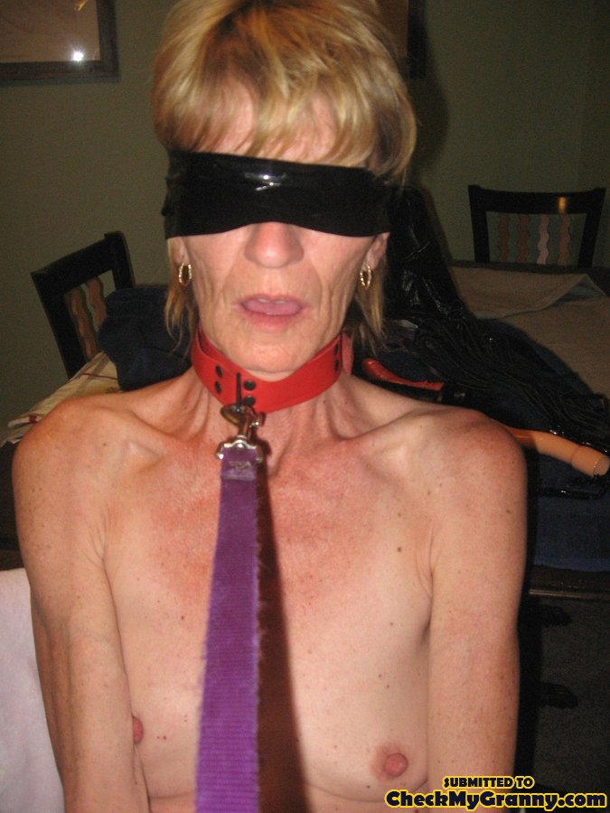 Granny bondage tube