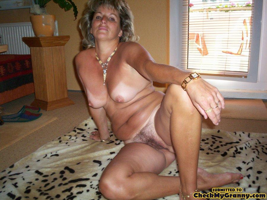 My granny nude