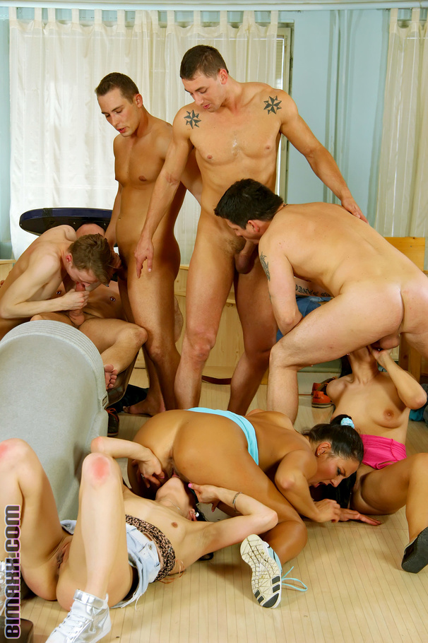Teen triple gay sex movies a fellow guest