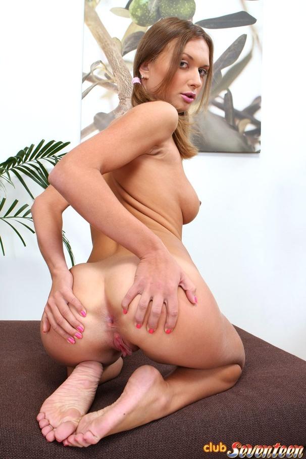 Spandex anal porn
