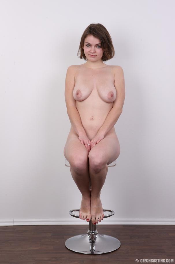Sexy big boob body paint