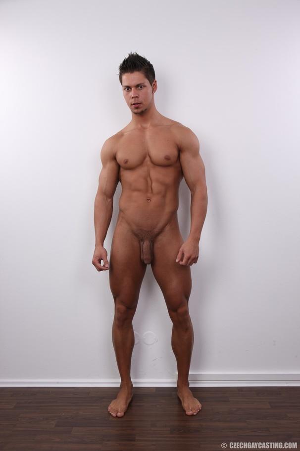 Bodybuilder-Casting