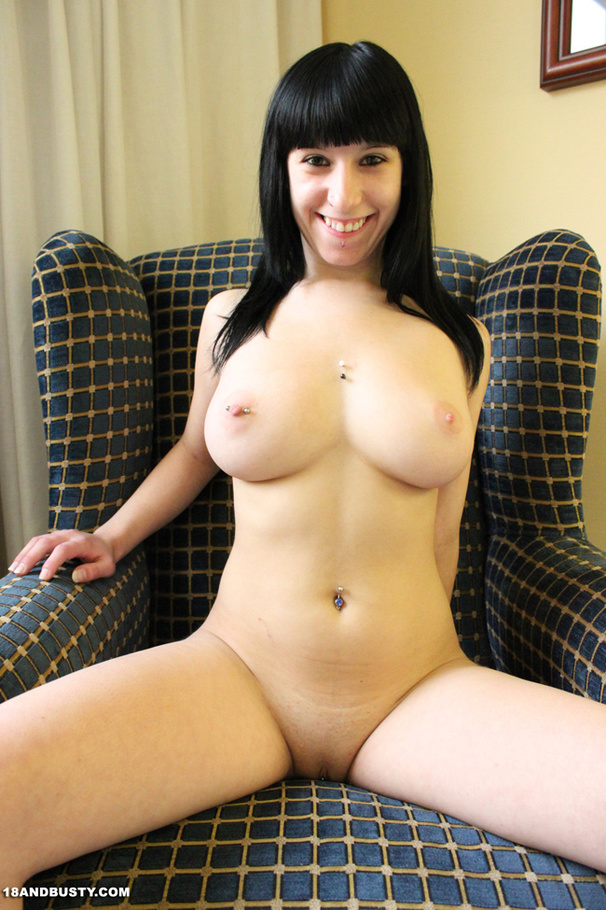 Black Hair Big Tits Dildo