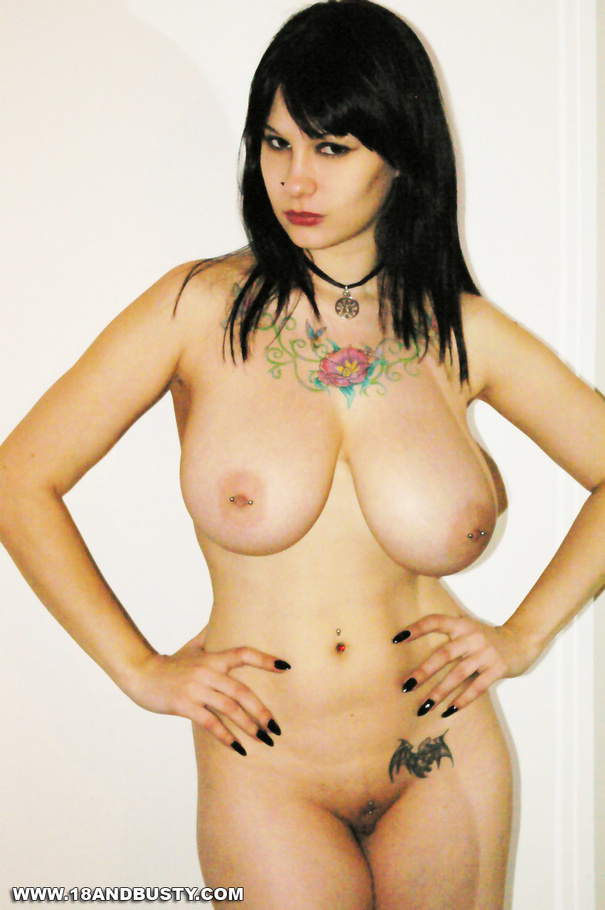 Xxx suicide pierced and tattooed slut rachel punk rock sex