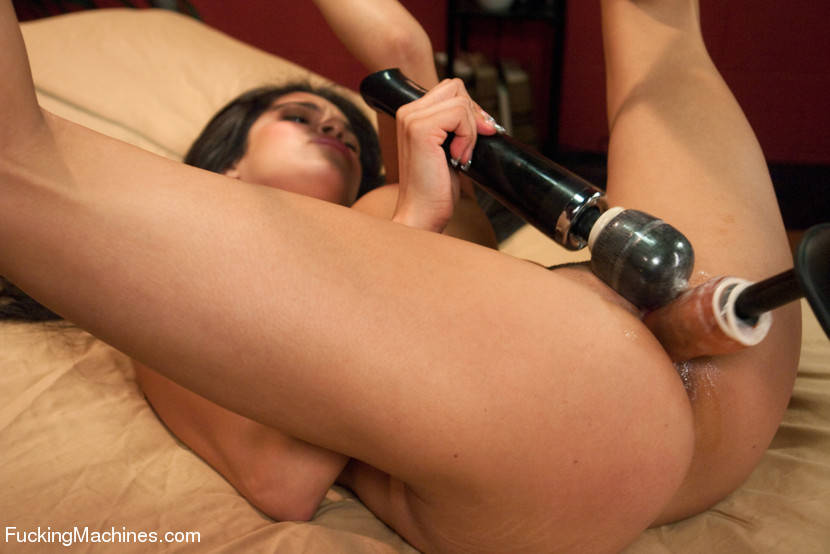 Sweet moaning and auto banging as kinky chi - XXX Dessert - Picture 4
