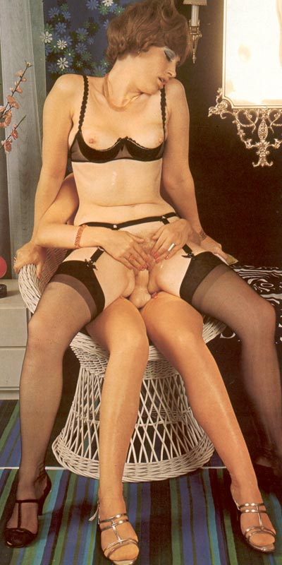 Hairy Seventies Lesbians With Some Big Stra - Xxx Dessert - Picture 13-5146