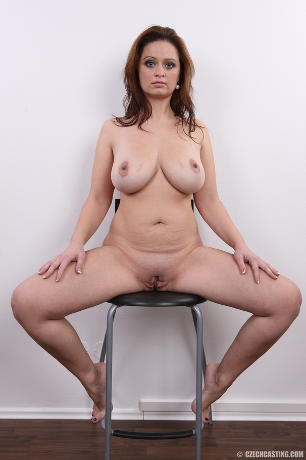Shaved and squirted