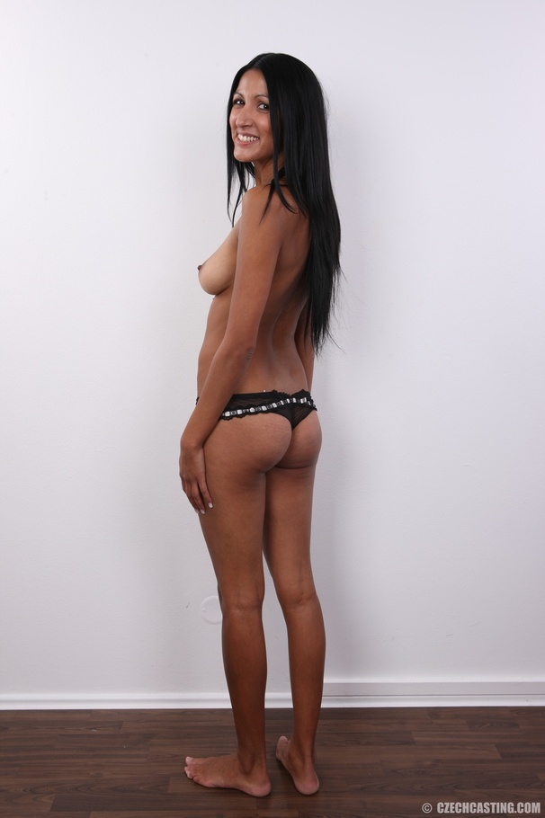 Chocolate flavored beauty with slim sexy sh - XXX Dessert - Picture 10