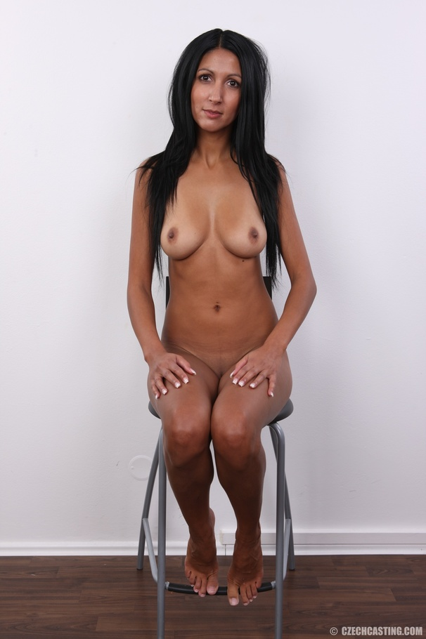 Chocolate flavored beauty with slim sexy sh - XXX Dessert - Picture 18
