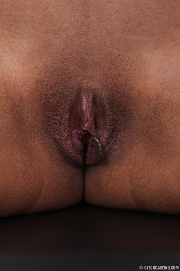 Chocolate flavored beauty with slim sexy sh - XXX Dessert - Picture 20