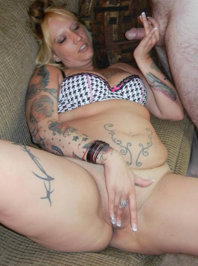 Chubby Wife Riding Orgasm