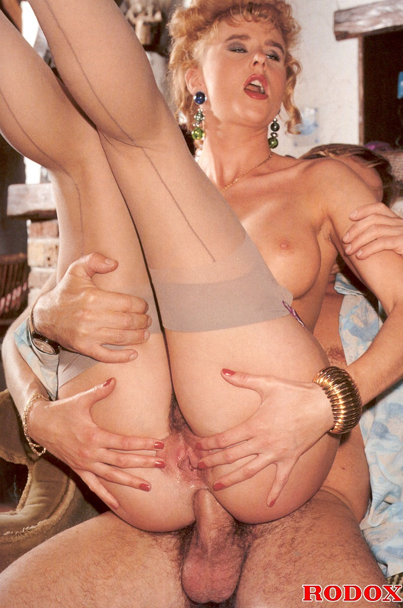 and Retro anal stockings sex vintage