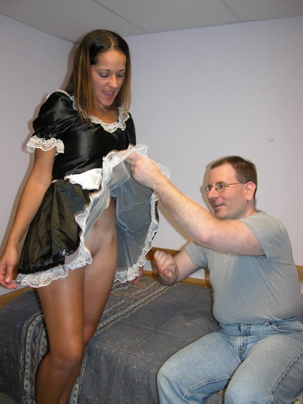 Pity, french maid slut pics interesting. Prompt