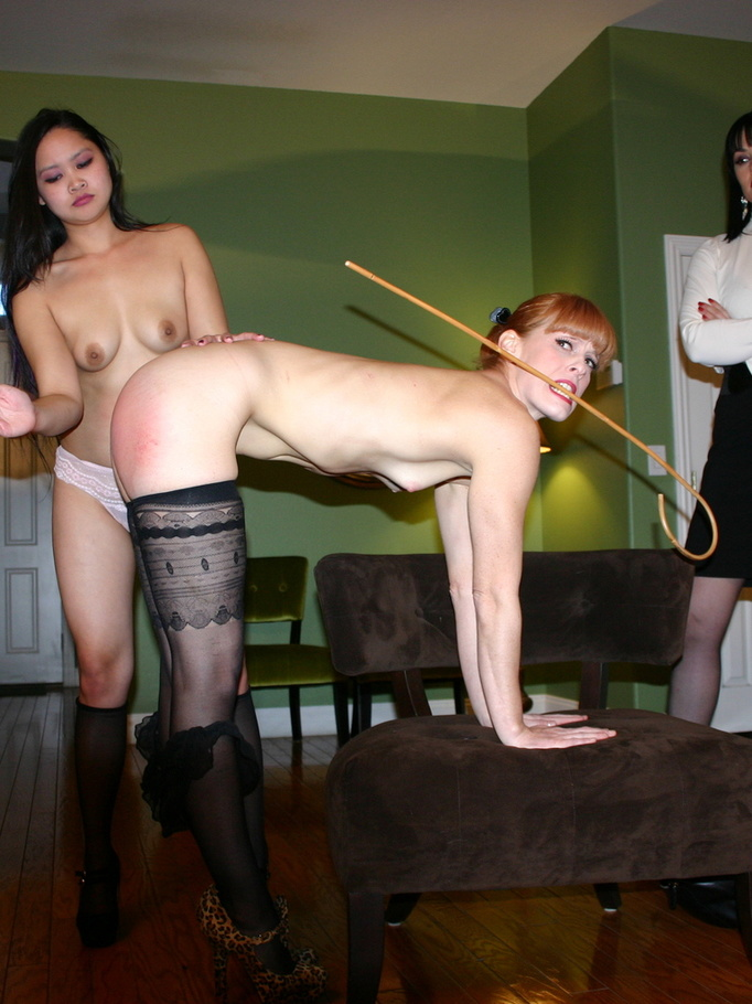 Me, by redhead spanked have hit