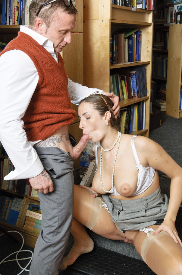 Seems me, Naked hot teacher fucked in ass