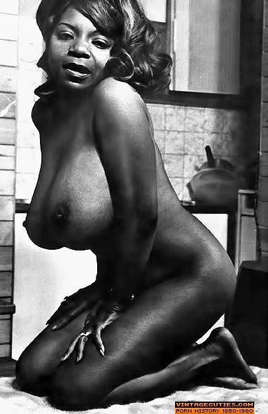 Vintage Ebony Porn