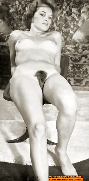 All Natural Hairy Retro Beauties Exposing T - Xxx Dessert - Picture 4-5124