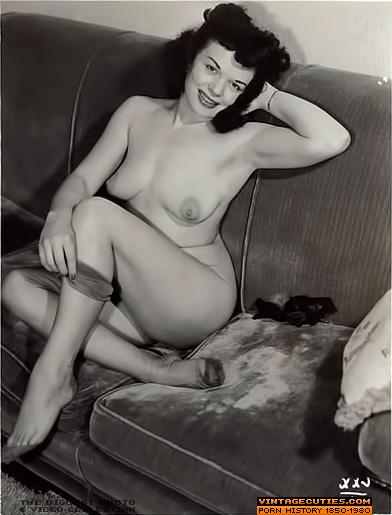 Best of Vintage Interracial Porn Lingerie