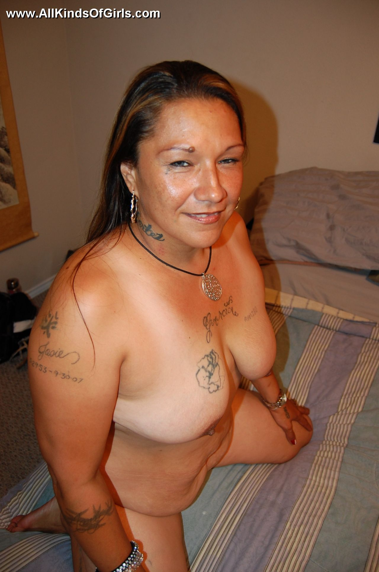 Naked girls from mexico