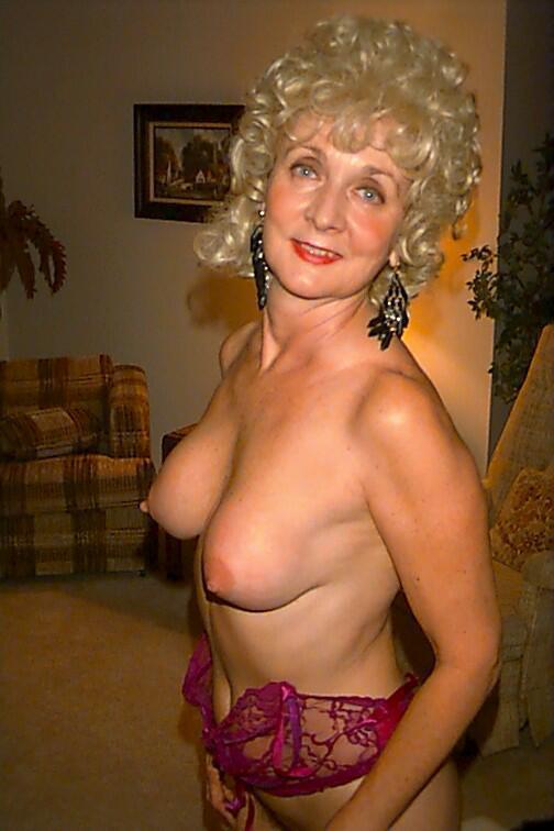 Very big nude woman
