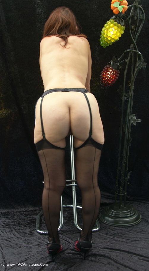 cougar striptease
