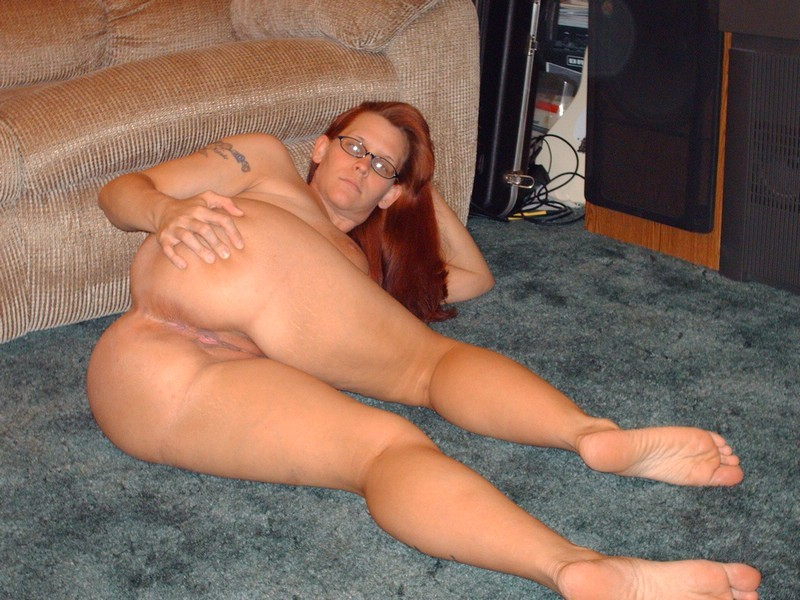 Ginger milf porn