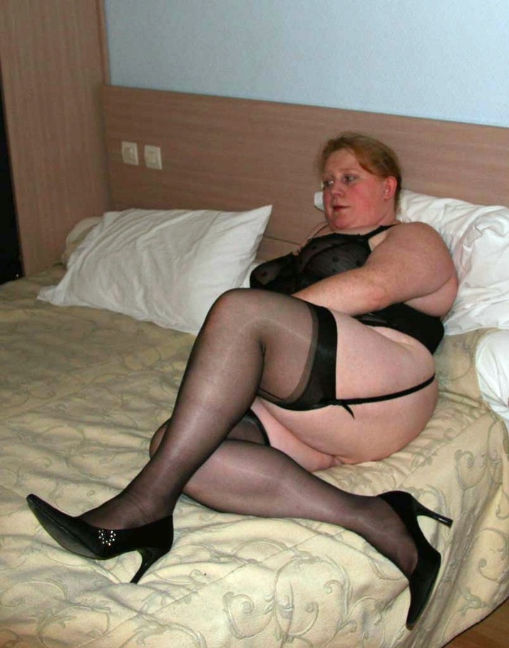 nylons heels pantyhose Milf and