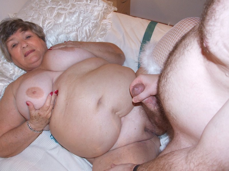 Sex with grandma is so much more fun 1