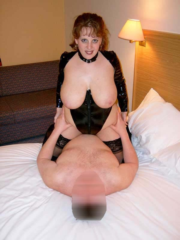 cougar tits