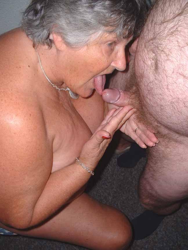 Sucking grandmas