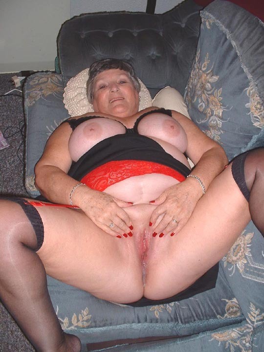 Bbw Granny Double Penetration