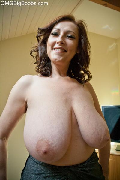 big tits granny pic