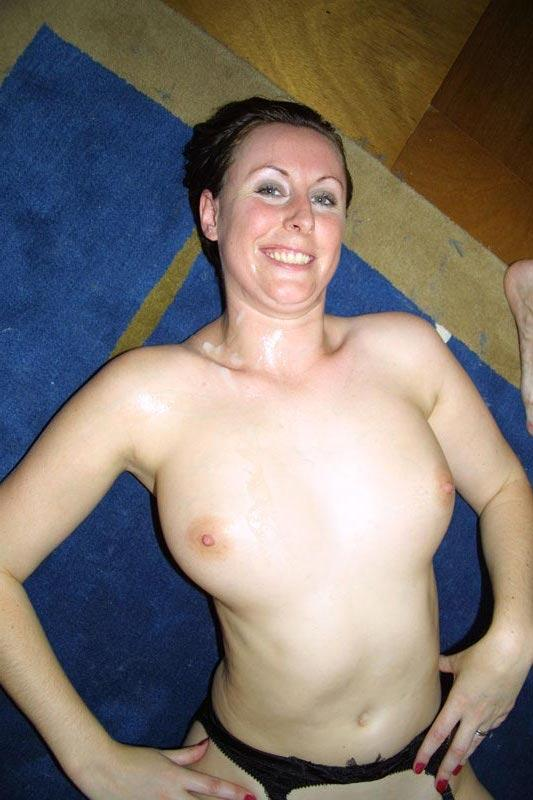 Big boobs gangbang