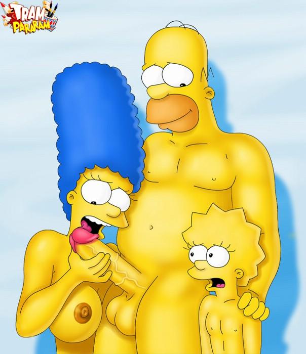 Les Simpsons Cartoon Sex Pictures