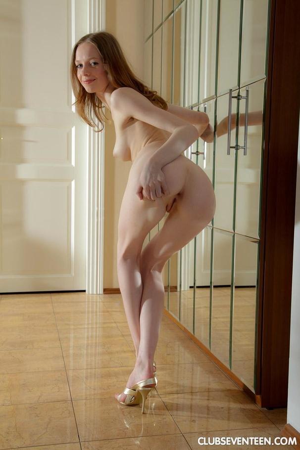 Skinny petite women long xxx