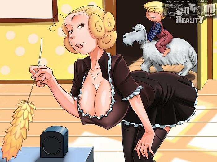 Cartoon Xxx Big Tits