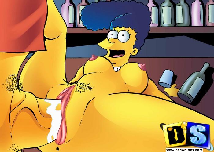 cartoon girl butt