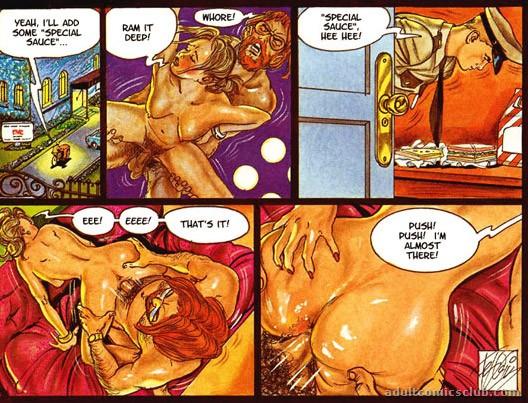 hot sex cartoons