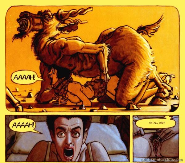 demon sex comic free