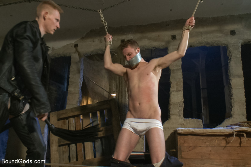 Gay bound and gagged stories