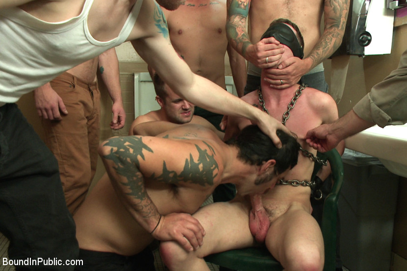Gay bondage and domination