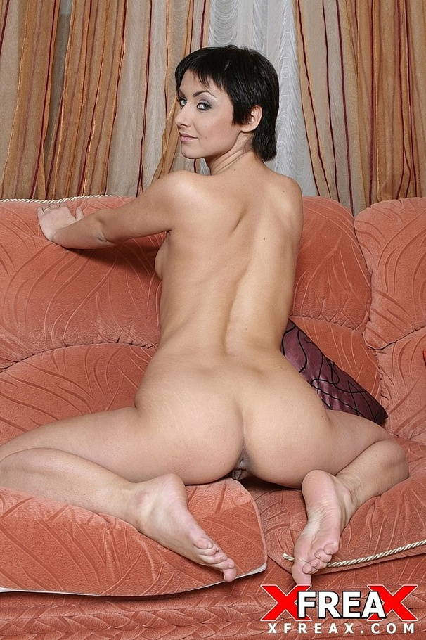Petite Brunette Big Black Cock