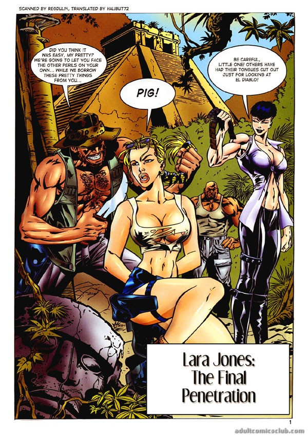 adult porn comics girl Jungle